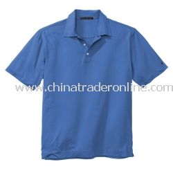 Tiger Woods Dri-FIT Grid Texture Sport Shirt
