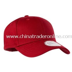Adjustable Structured Logo Cap