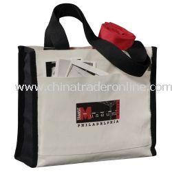 Boxy Cotton Tote Bag