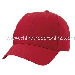 Brushed Twill Custom Cap from China