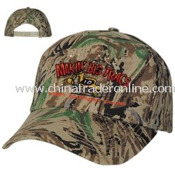 Camouflage Custom Cap from China