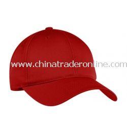 Fine Twill Custom Cap