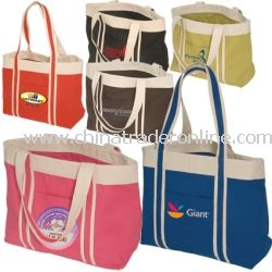 Newport Cotton Recycled Tote Bag