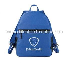 Polypropylene Personalized Backpack from China