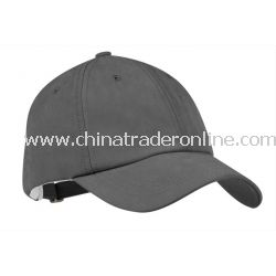 Port Authority Signature Sueded Custom Cap