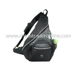Vortex Deluxe One Shoulder Backpack from China