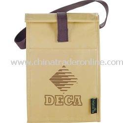 Brown Baggin It Cooler Polypropylene Bag