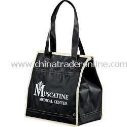 Diamond Insulated Non Woven Tote Bag