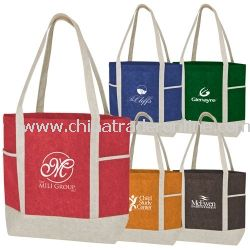 Jumbo Carry All Recycled Tote Bag