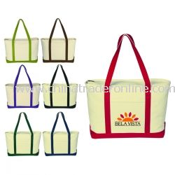 Large Heavy Cotton Tote Bag