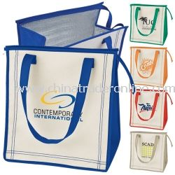 Movin-n-Groovin Shoppers Non Woven Bag