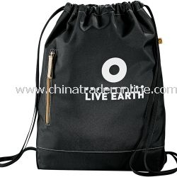 Owl 51% Recycled Promotional Cinch Bag from China