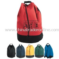 Polyester Drawstring Promotional Cinch Bag