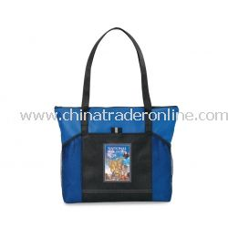 Solutions Zippered Non Woven Tote Bag from China