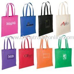 Sovrano Totes Maccio Econo Logo Tote Bag