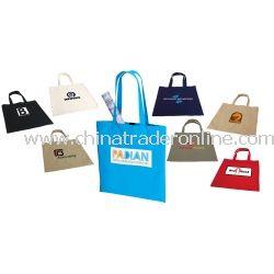 Sovrano Totes Negozio Colored Custom Cotton Bag