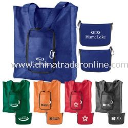 Zip-Up Pocket Polypropylene Bag