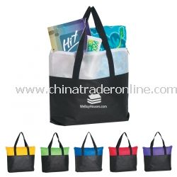 Zippered Non Woven Bag