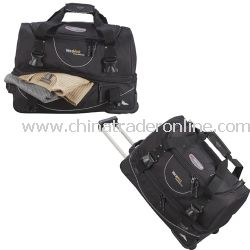 22-inch Rolling Promotional Duffel Bag