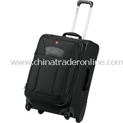 24-inch Spinner Upright Promotional Rolling Bag