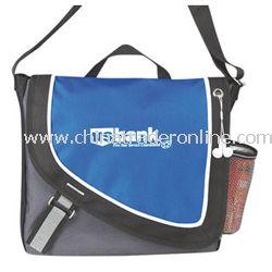 A Step Ahead Promotional Messenger Bag