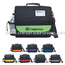 Business Promotional Messenger Bag With ID Pocket from China