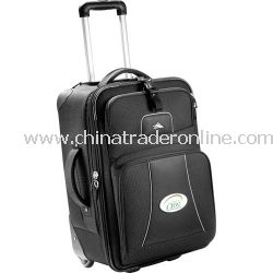 Elevate 22-inch Expandable Carry-On Rolling Bag