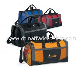 Flex Promotional Sport Bag from China