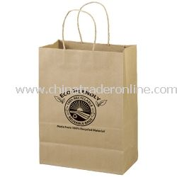 Jenny 10-inch Kraft Eco-Friendly Paper Bag from China