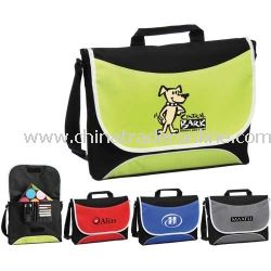 Jolt Promotional Messenger Bag