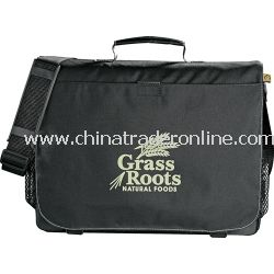 Owl 51% Recycled Promotional Messenger Bag from China