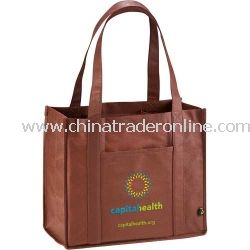 Polypropylene Compartment Grocery Tote