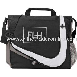 Racer Promotional Messenger Bag