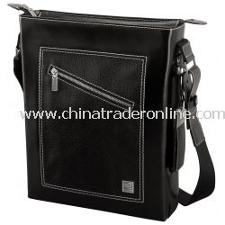 Sovrano Ferrara Slick & Palm Leather Promotional Messenger Bag from China