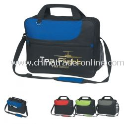 Sporty Promotional Messenger Bag