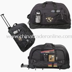 Urban Passage 25-inch Rolling Promotional Duffel Bag