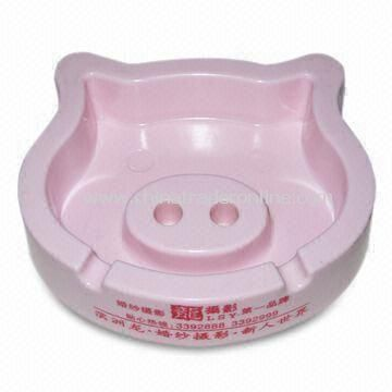 Melamine Ashtray, Suitable for Promotional Purposes, Different Colors are Available from China