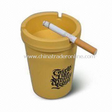 Promotional Ashtray, Measures 11 x 8cm, Available in Various Colors from China