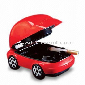 USB Smokeless Ashtray with Red LED Indicator, Tray and Filter Can be Removed for Easy Cleaning