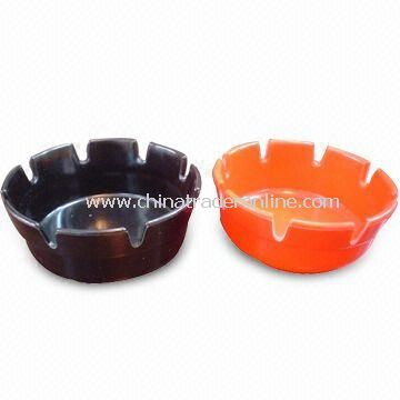 Ashtray, Available in Different Colors and Sizes
