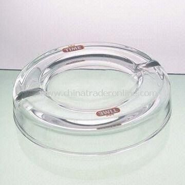 Ashtray with Circular Shape