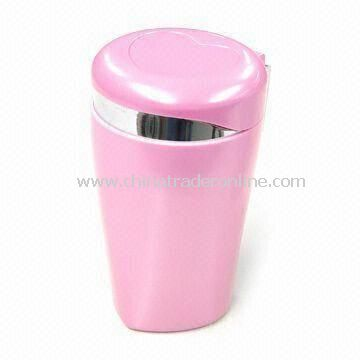 Heart Pattern Ashtray, Available in Pink