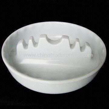Melamine Ashtray, Measuring 13 x 3cm, Available in Oval Shape