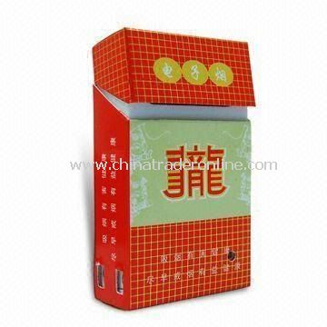 E-cigarette, Can be Made According to Customers Samples from China