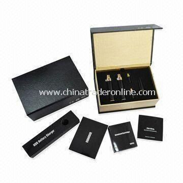 E-cigarette Case, Can Keep More Mouthfuls When Battery Fully Charged from China