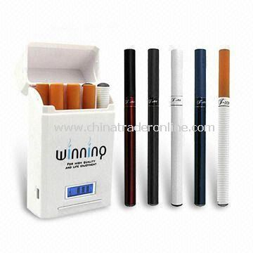 wholesale E-cigarette Charger Case with LCD Display and 4 2V Working
