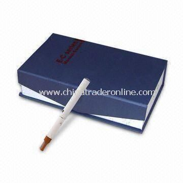 Mini E-cigarette with 4.2V Charging and 3.3 to 4.2V Normal Working Voltages from China