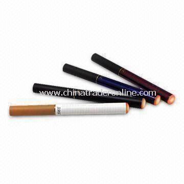 E-cigarette, Available in White, Black, Red, and Dark Blue Colors from China