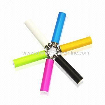 Atomizer/Cartridge with 1.1mL Content of E-liquid, Assorted Colors are Available