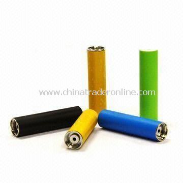 Cigarette Holders for Mini Electronic Cigarettes, with 150mAh Battery Capacity and Five Cartomizers
